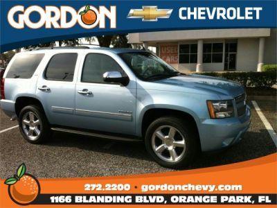 Used Chevrolet Tahoe 2wd 4dr 1500 Ltz 2011 In Jacksonville Fl Www