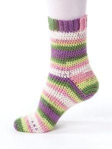 Photo of Let's Learn Some New Methods for Crochet Socks!