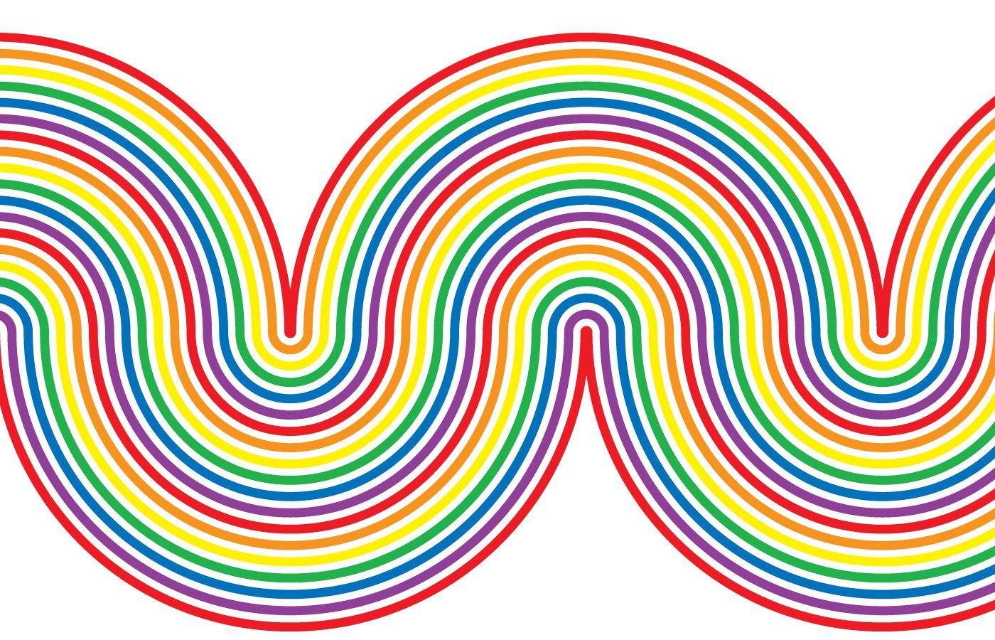 Rainbow Wonderful Wallpaper Desktop #7161 Wallpaper   Cool ...