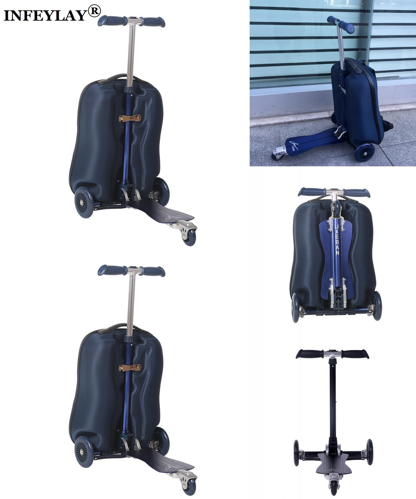 Trolley Bag Waterproof Large Capacity Outdoor Luggage Bag Men and Women Leisure Boarding Travel Bag 20 Inches