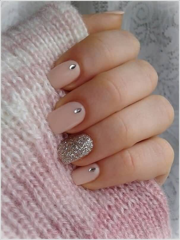 65 Incredible Glitter Accent Nail Art Ideas You Need To Try Cute Pink Nails Pink Nail Art Designs Pink Nail Art