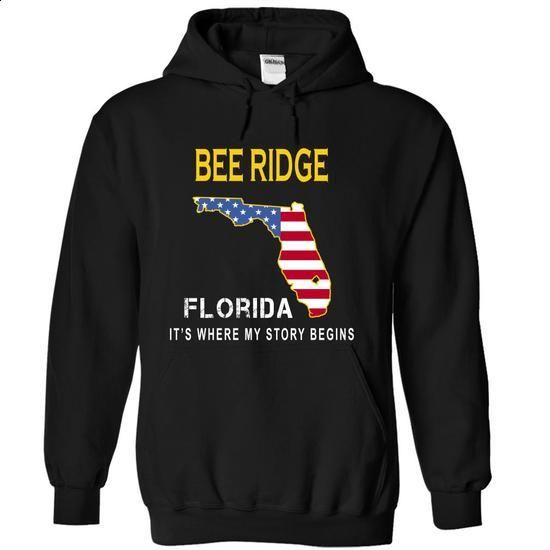 BEE RIDGE - Its Where My Story Begins - #shirts for men #fitted shirts. I WANT THIS => https://www.sunfrog.com/States/BEE-RIDGE--Its-Where-My-Story-Begins-hjydh-Black-14221273-Hoodie.html?id=60505