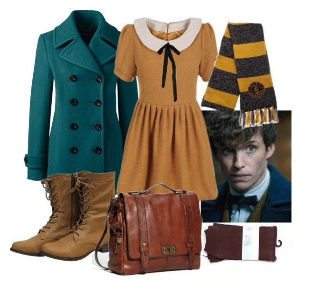 Newt Scamander | Pottermor | Harry potter outfits, Character