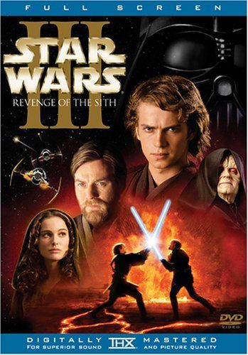 The Star Wars Saga Is Now Complete On Dvd With Episode Iii Revenge