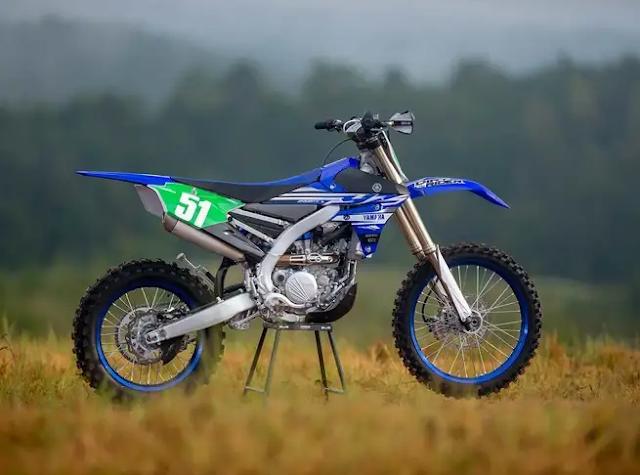 2019 Yamaha Yz250fx Yz250fx Yamaha Yamaha Motor