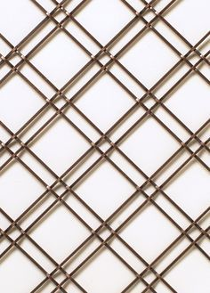 212   ORB   Wire Mesh Lattice Insert For Cabinet Doors