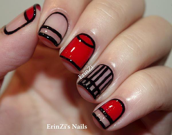 101 Classy Nail Art Designs for Short Nails | Fashionisers - 101 Classy Nail Art Designs For Short Nails Classy Nails, Short
