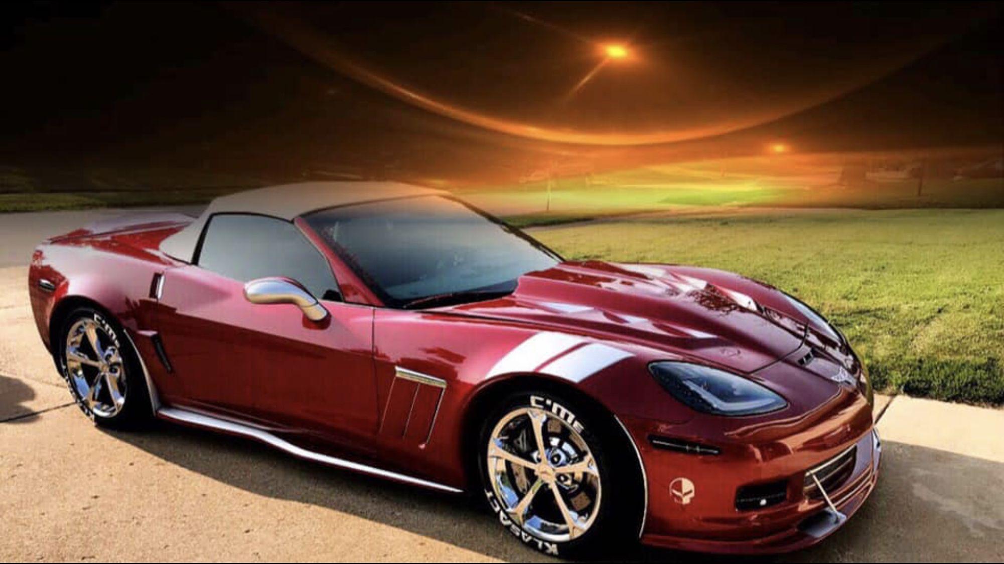 Pin by Mike Oaks on C7 Grand sport Corvette Corvette