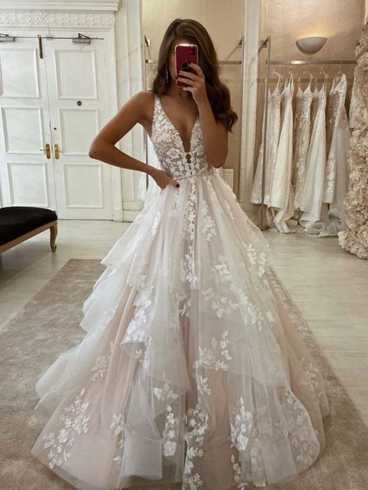 27++ Ivory lace wedding dress ideas in 2021