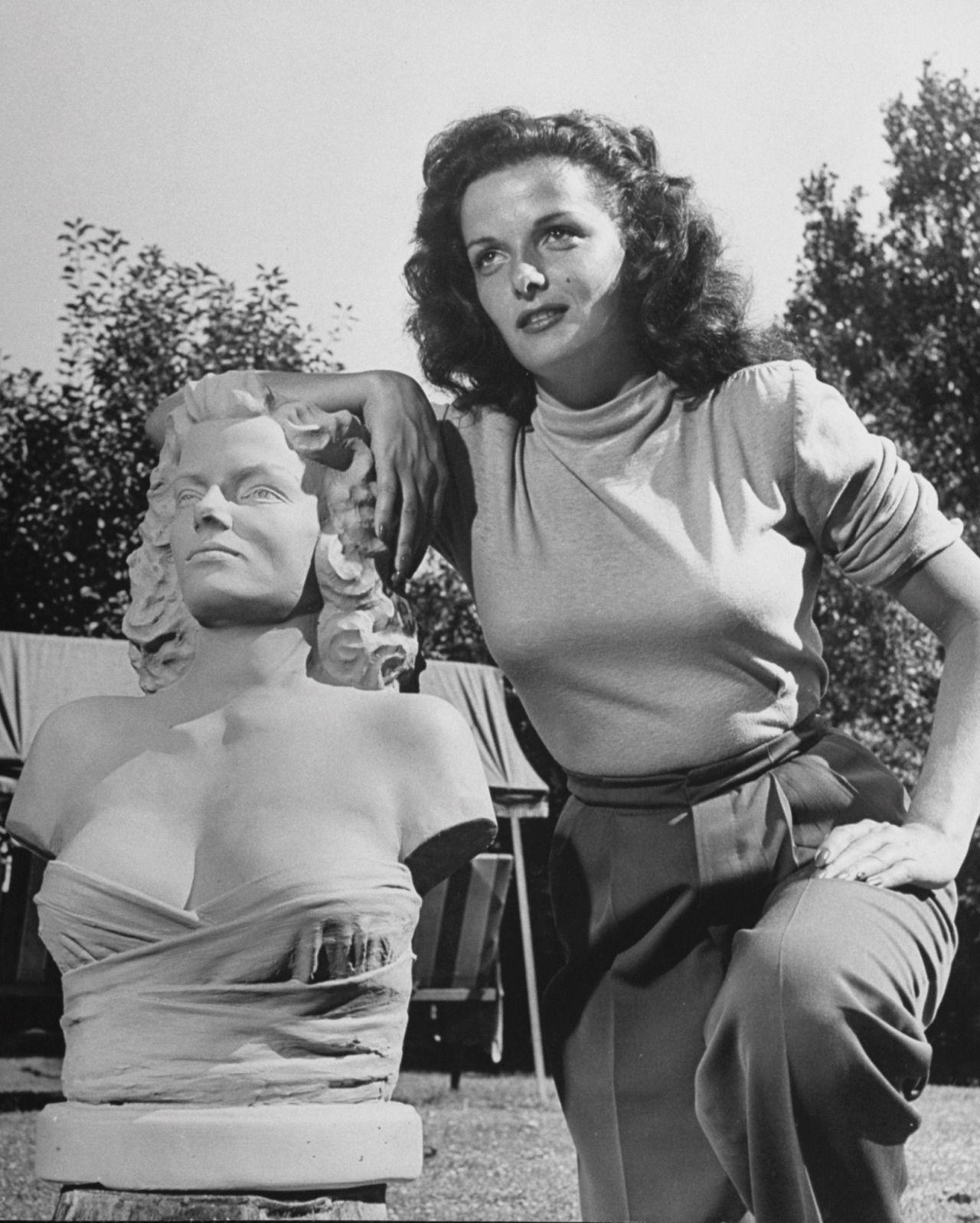 Jane Russell By Ralph Crane, 1944