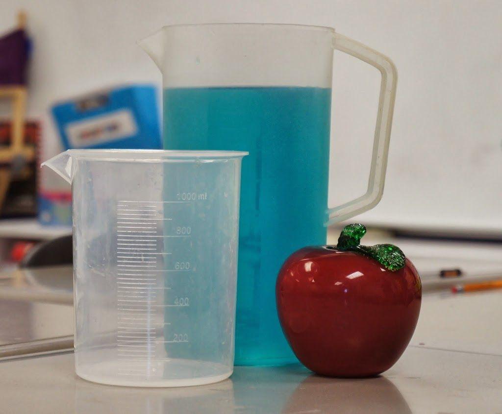 Teaching Liquid Volume