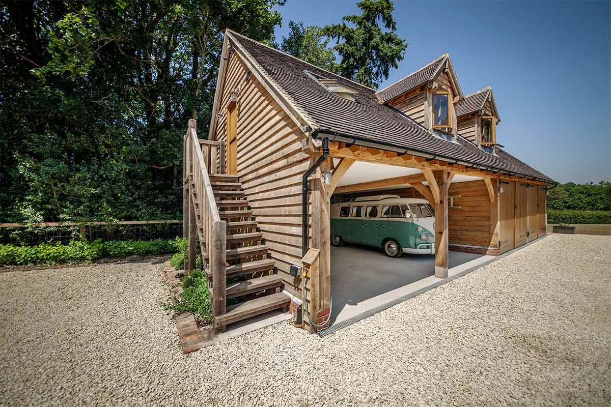 Our Country Buildings division provide a range of expertly