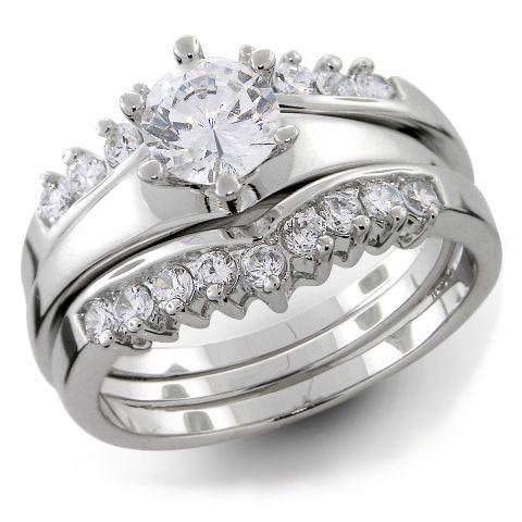 Merveilleux Unique Engagement Wedding Ring Sets | ... Vintage Cottage Sign Detailed  With Unique Moulding