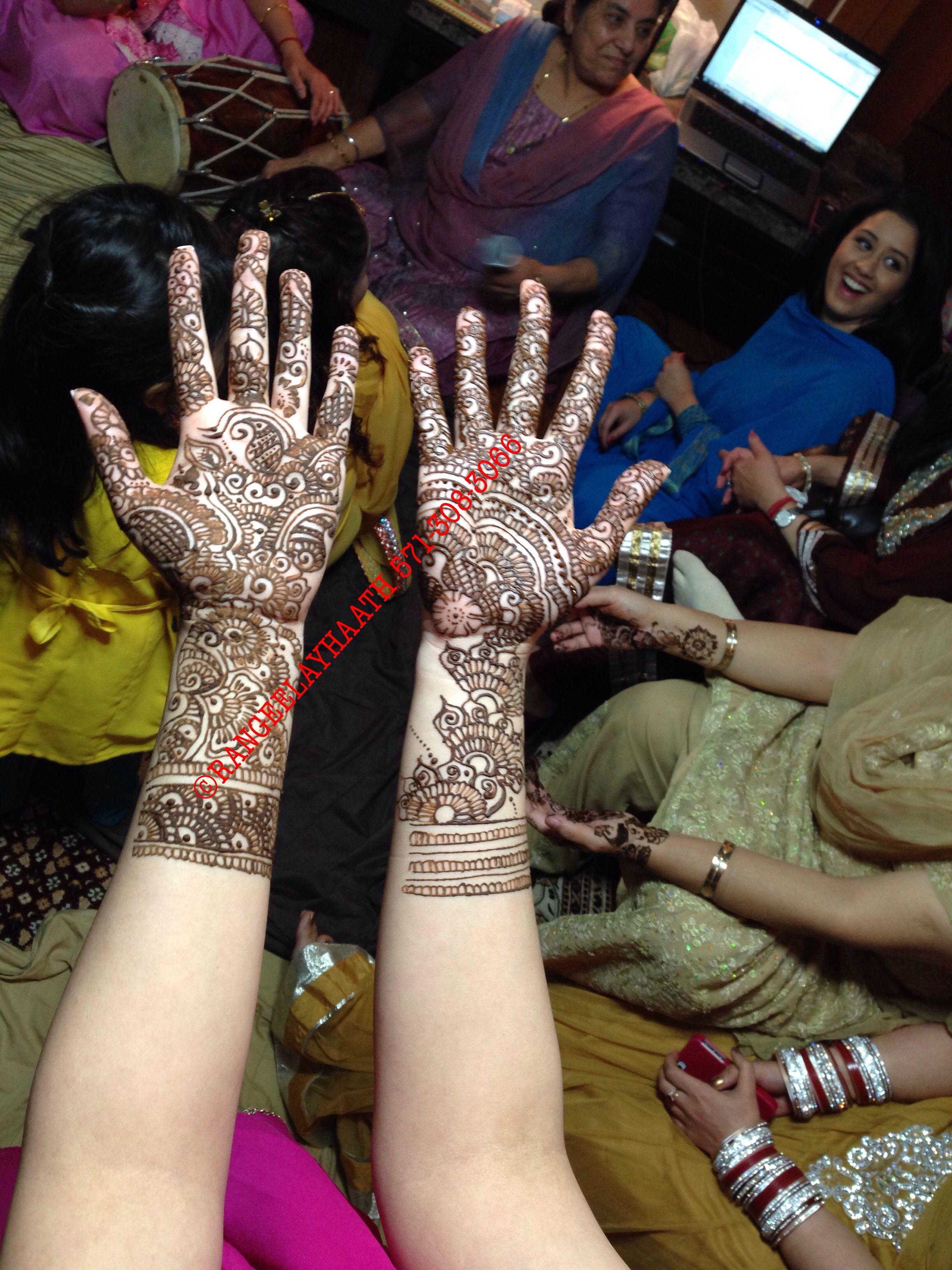 Rangeelay Haath Henna