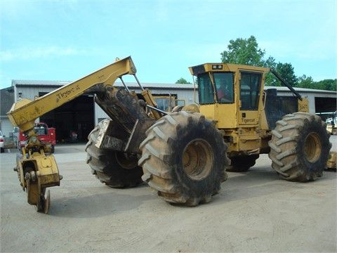 2011 TIGERCAT 630D Forestry Equipment - Skidder / Yarder For
