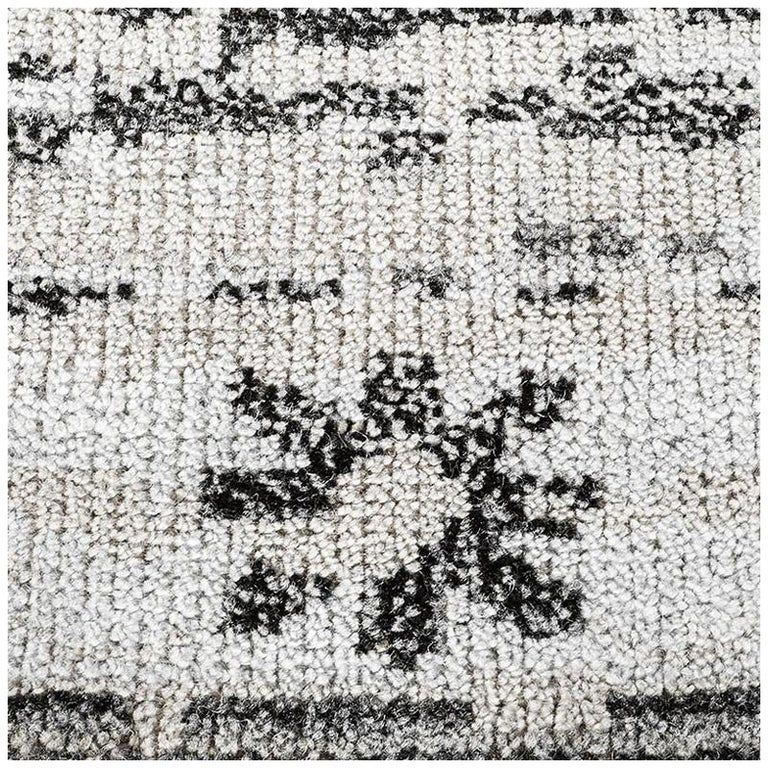 Swatch For Lerah Rug In Silver Graphite By Ben Soleimani In 2020 Rugs On Carpet Swatch Rugs