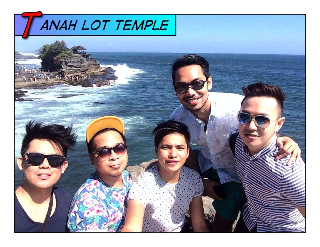 Tanah lot Temple #bali #indonesia #vacation