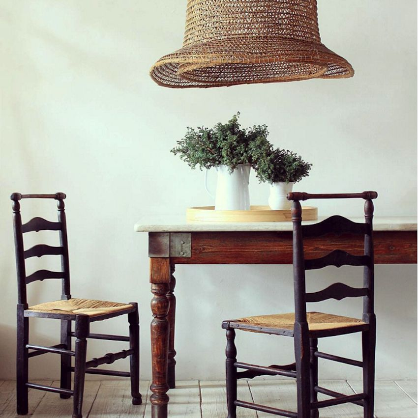 10 Luxury Furniture Brands You Should Follow On Instagram Top VintageVintage FarmModern Dining TableDining