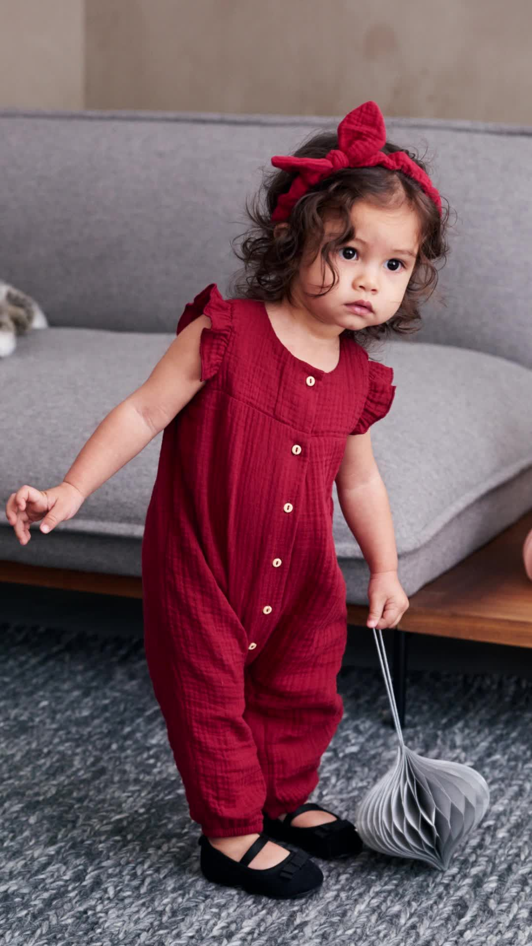 Exclusive baby looks that are cute, comfortable and stylish!  HM