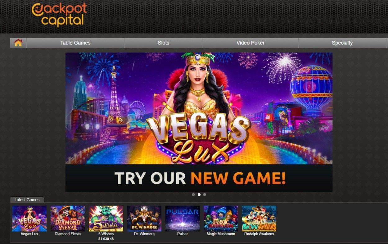 Jackpot Capital casino bonus codes 2021 ⋆ Nabble Casino