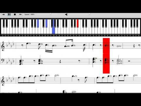 Piano piano tabs notes : 1000+ images about Piano Sheet Music on Pinterest