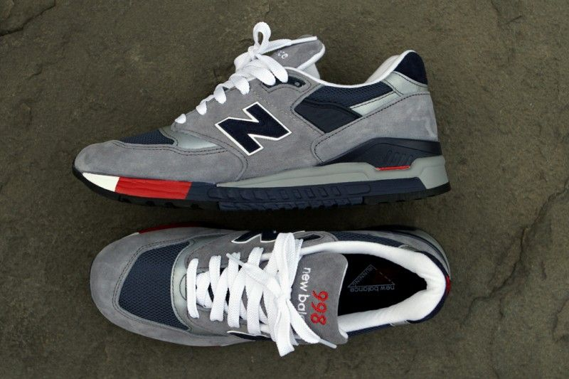 new balance 998 navy red grey
