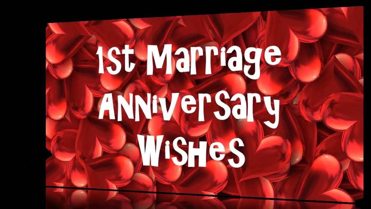 Anniversary Wishes For Newly Married Couples Anniversary Wishes
