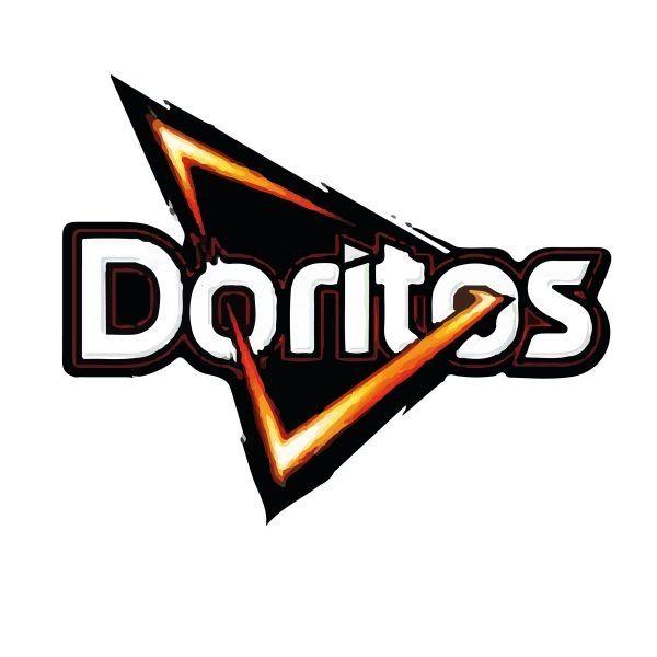 Doritos Stickers: Logo Sticker, Doritos Y