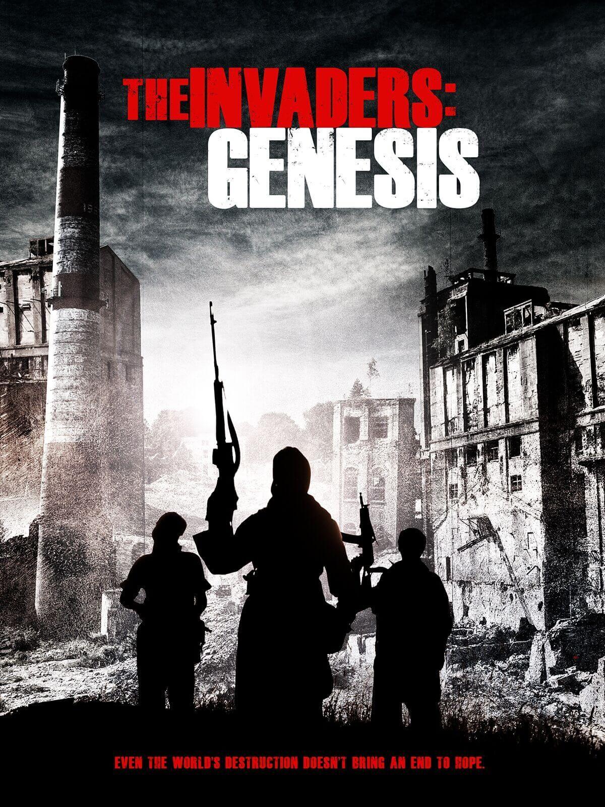 THE INVADERS GENESIS (2012) Action, Thriller Genesis