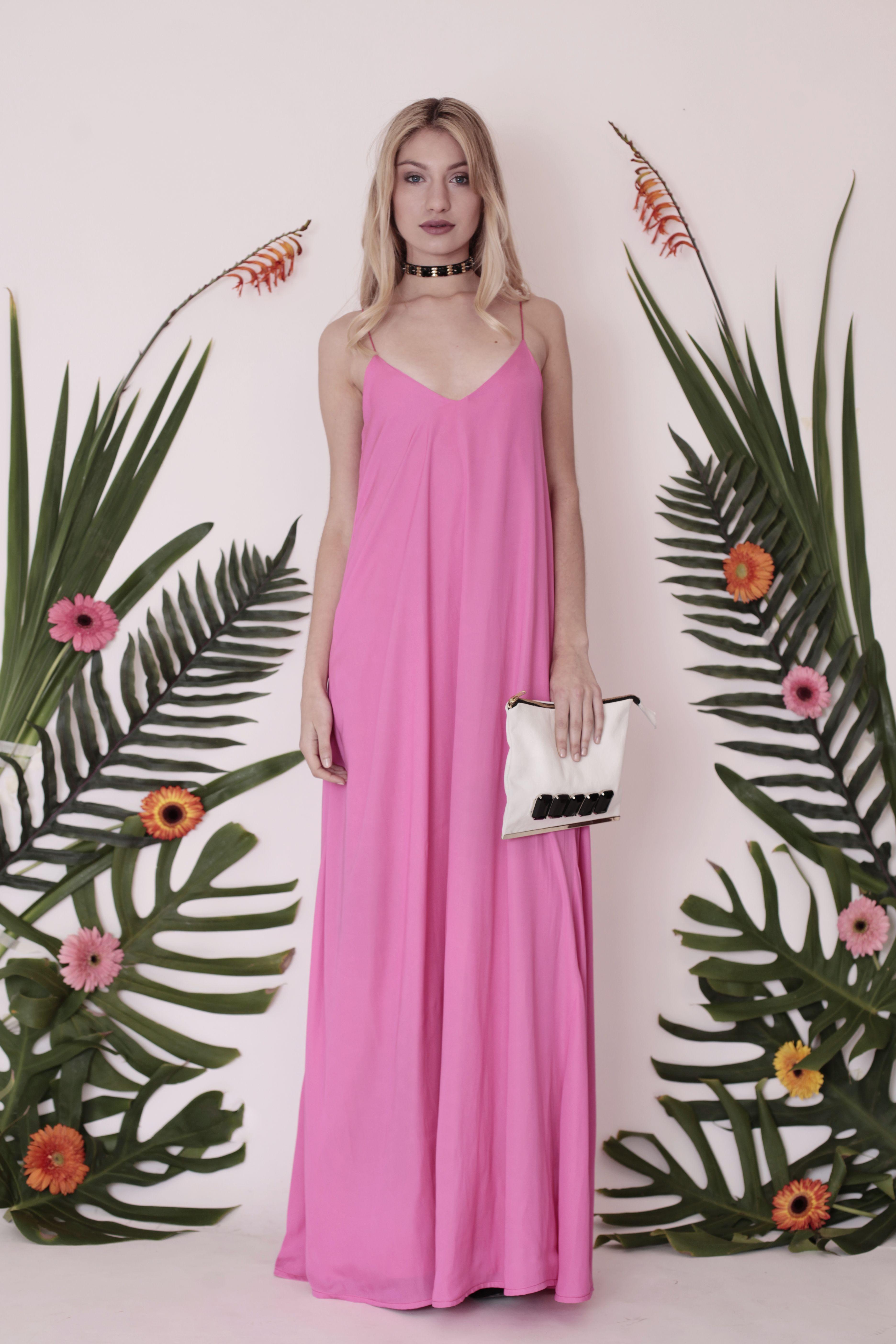 Vestido Candem Rosa by Laura Bonpland   Vestidos ❤   Pinterest ...