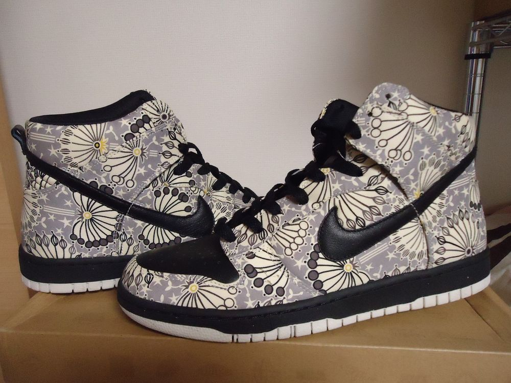 best service 941da 5818a Women s Nike Dunk Hi Skinny-Liberty Print Collection 386316 004 SB Supreme   Nike  BasketballShoes
