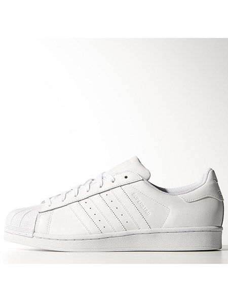 Adidas Superstar Foundation Junior Blanche
