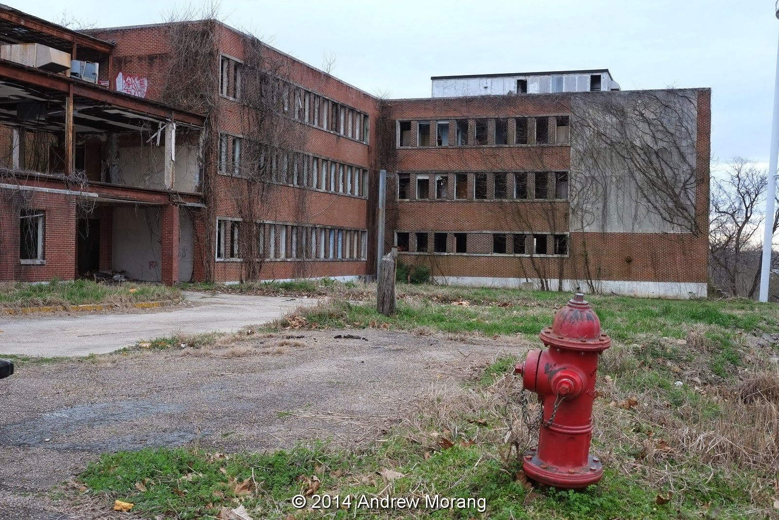 Haunted Mississippi Hospital Is Being Demolished