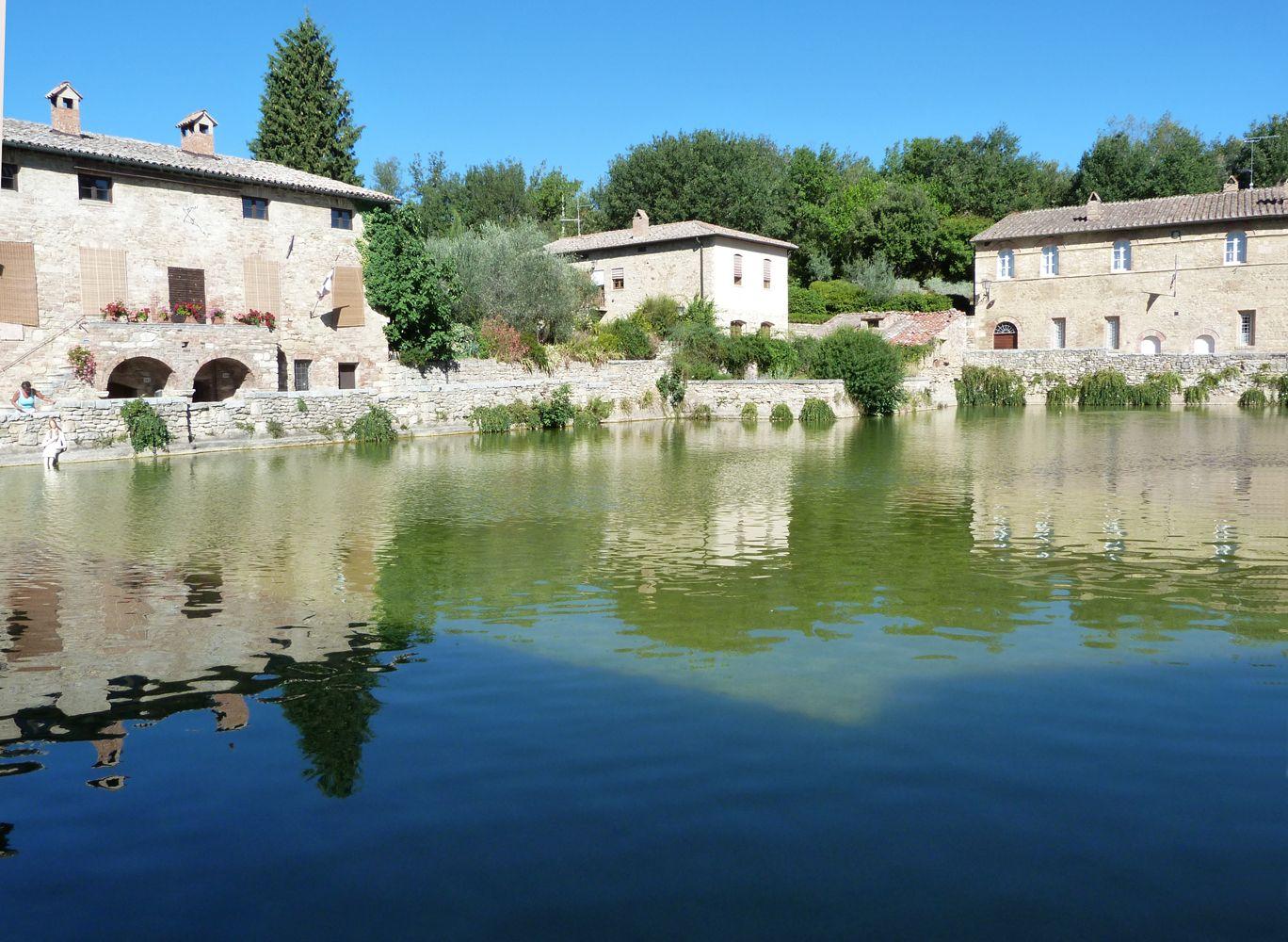 Toscana bagno vignoni una frazione di circa 30 abitanti - Bagno di romagna provincia ...