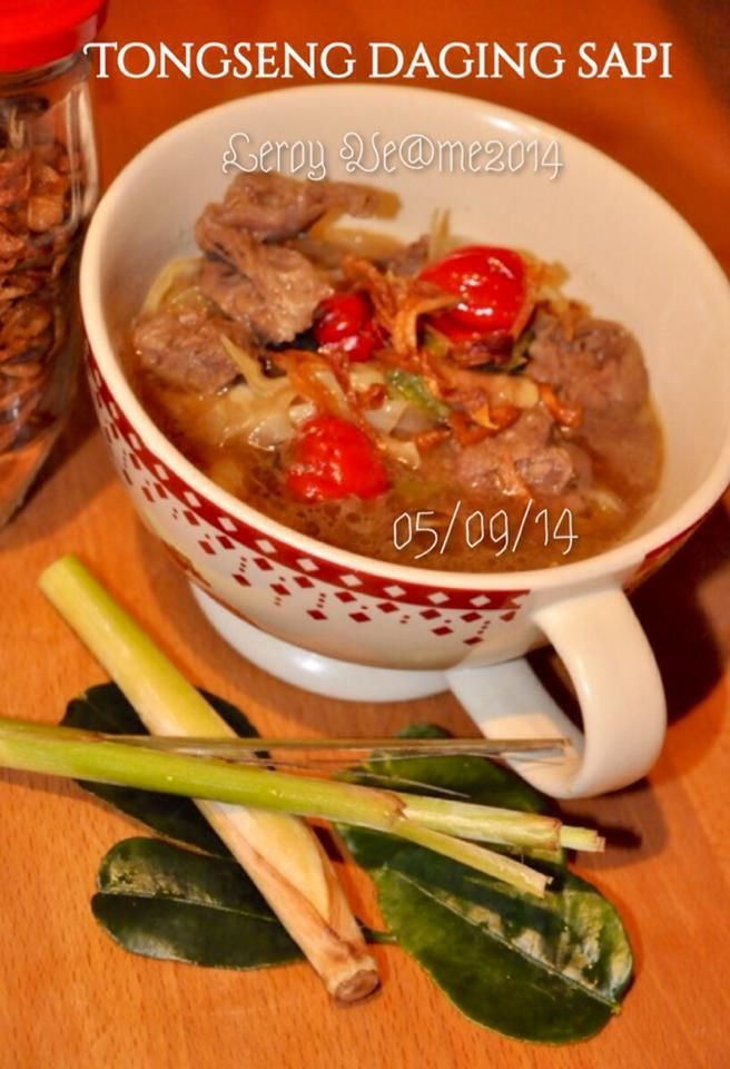 Tongseng Daging Sapi Tanpa Santan : tongseng, daging, tanpa, santan, Recipe