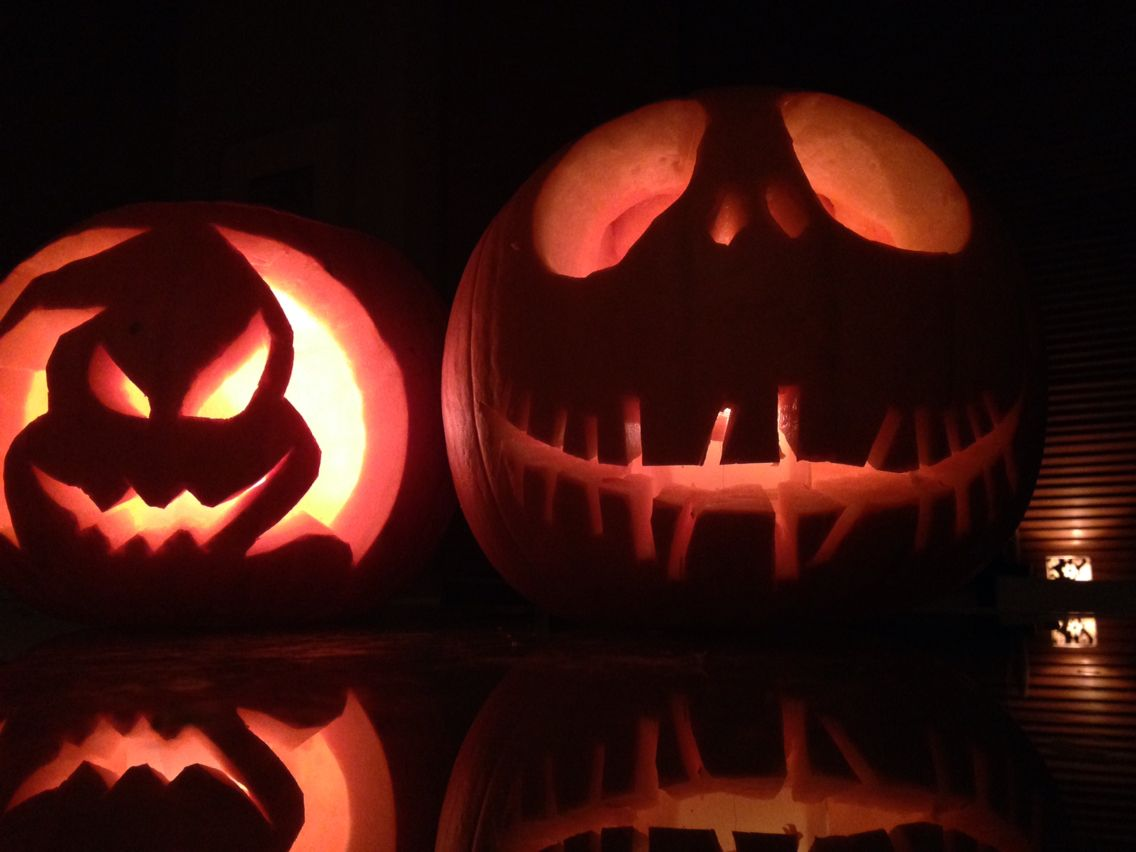 All Hallows Eve is coming... Halloween Pumpkins - Pumpkin Carving ...