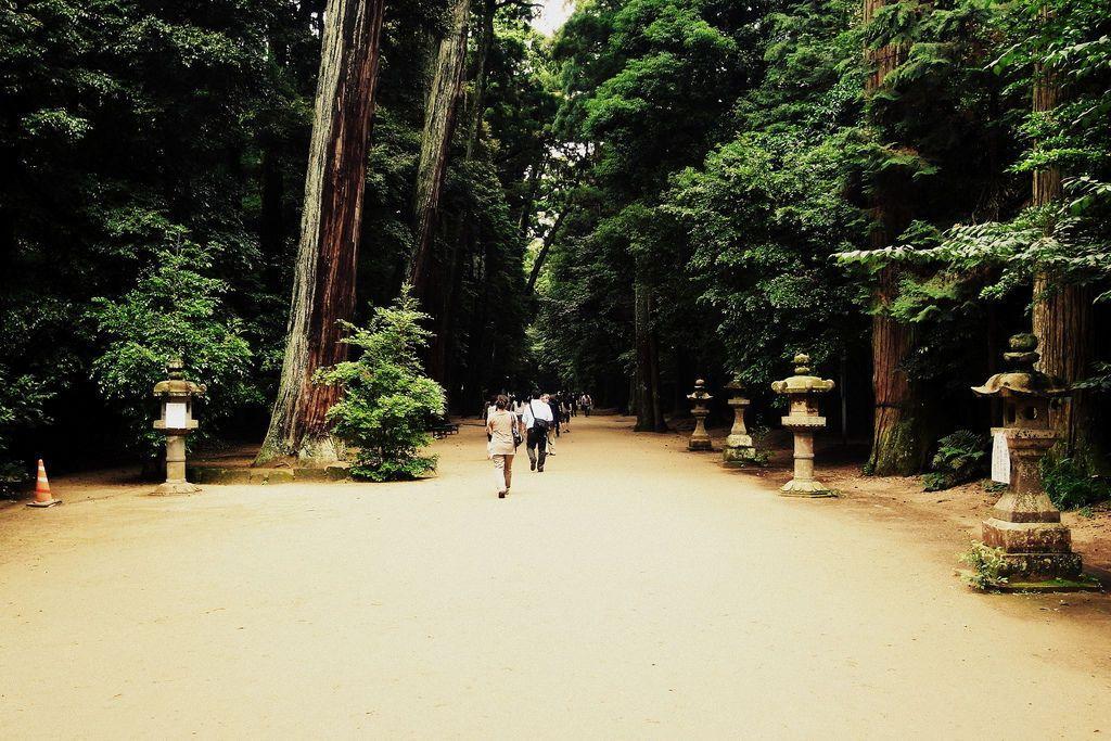 東国三社参りのひとつ、鹿島神宮で力をチャージ! - Find Travel