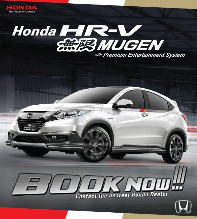 Honda Hrv Mugen Honda Mobil