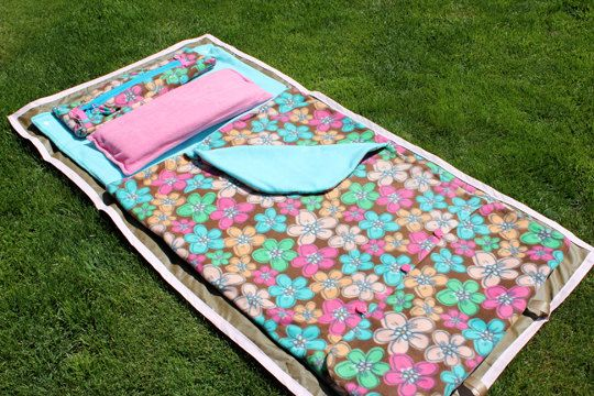 Nap mat, perfect for MDO!