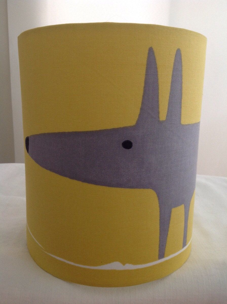 Mr fox lamp shade mr fox lampshade mustard by elicatstudio on etsy mr fox lamp shade mr fox lampshade mustard by elicatstudio on etsy aloadofball Images