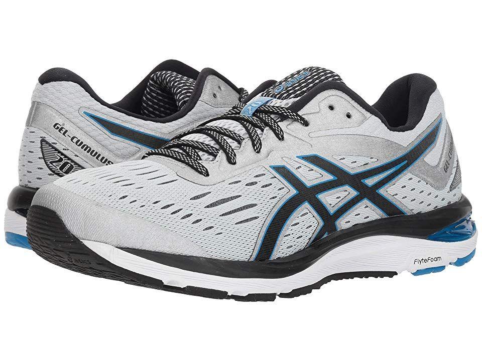 new style 18b81 dc91d ASICS GEL-Cumulus(r) 20 (Mid Grey/Black) Men's Running Shoes ...