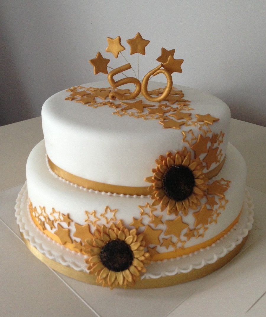 24 50th Birthday Cake Pictures Birthday Cake Pictures