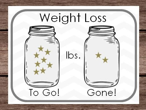 Worksheets Weight Loss Printables In Pdf digital weight loss sticker chart mason jar star goal lbs pounds goals tracker binder planner new years resolution diet pdf pri