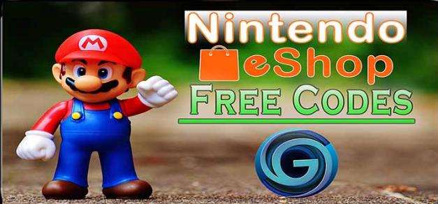 Free Nintendo eShop Gift Cards Codes – No Survey! | i love