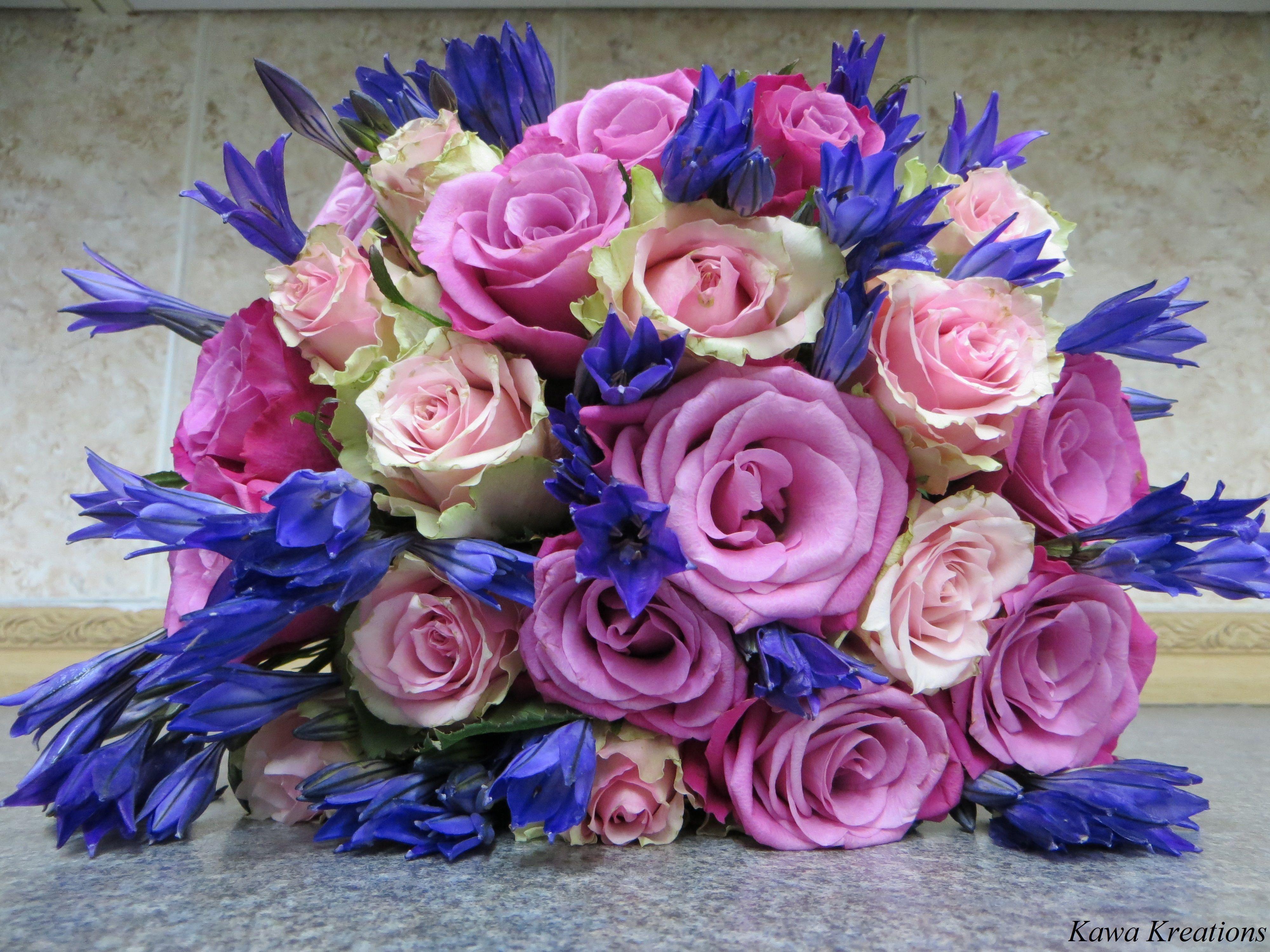July Birthday Flowers Kawa Kreations Pinterest