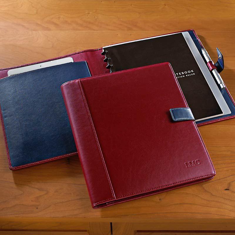 LevTex™ Versa Folio With Circa Notebook