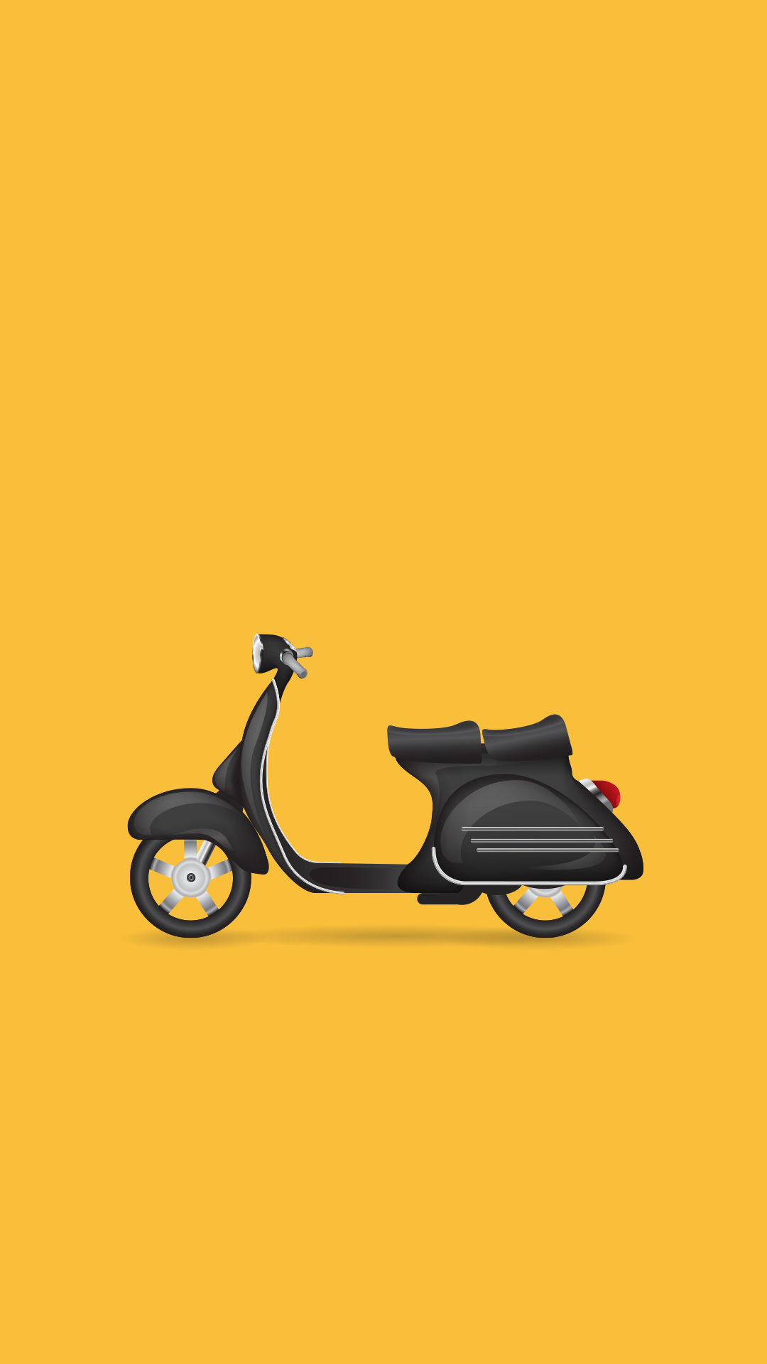 Minimal Iphone Wallpaper Vintage Italian Scooter My Photo