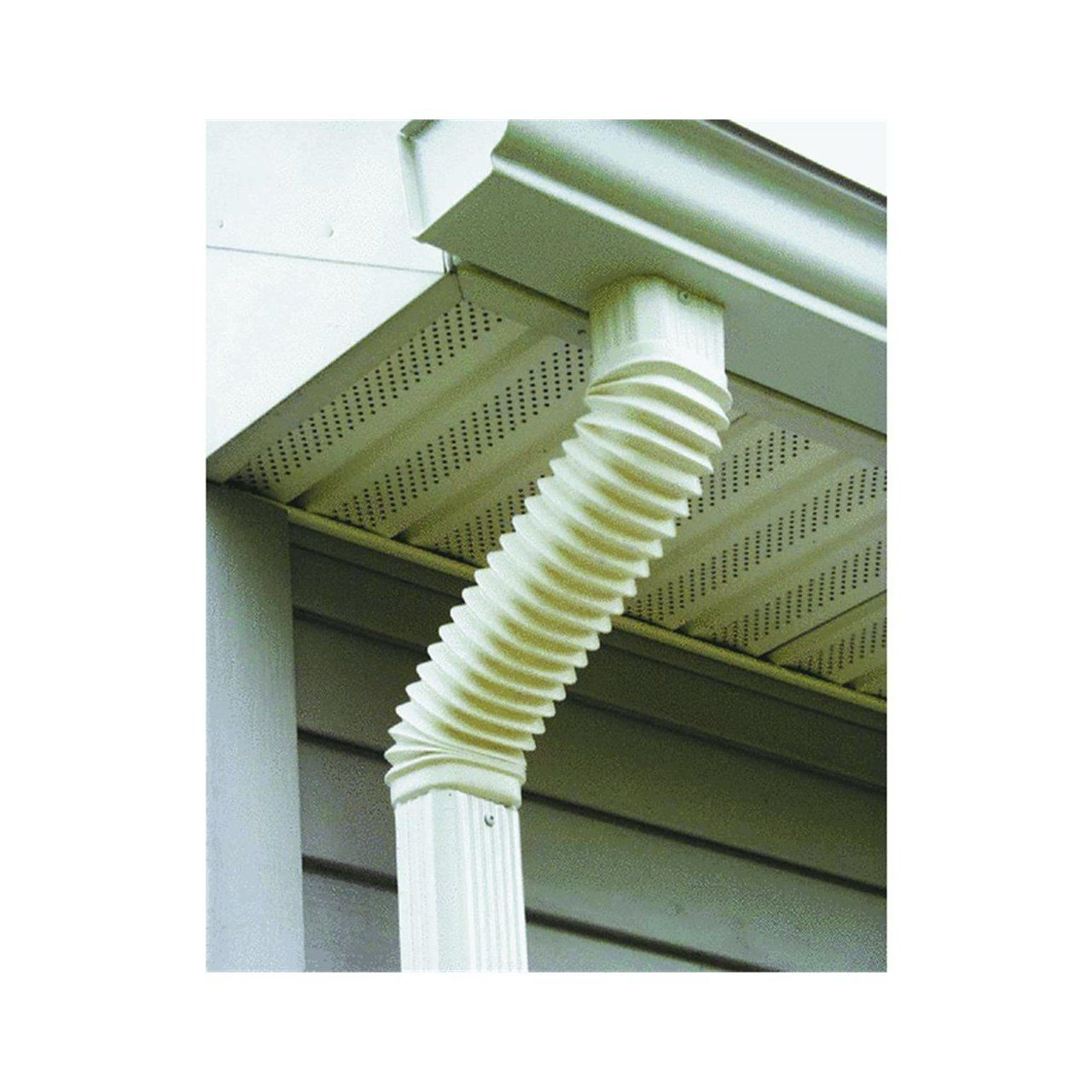 Amerimax Home Products 3708419 2x3 Flex Elbow Brown To View Further For This Item Visit The Image Link Flex Gutters Flexible Design
