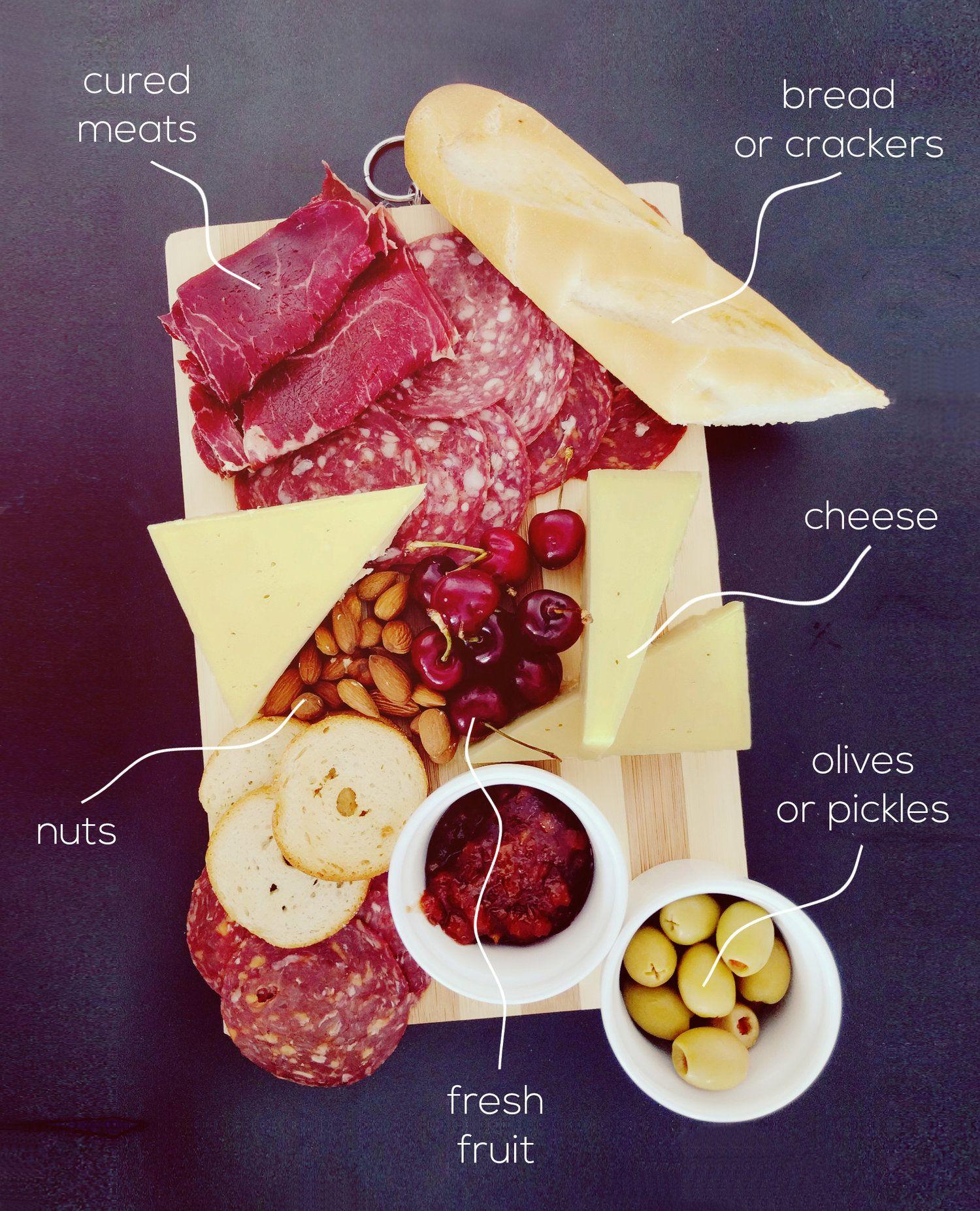 Create Your Own Halal Charcuterie Board Halal Recipes Halal Food Festival Charcuterie Board