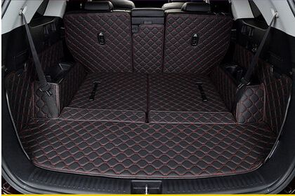 Car Travel Brand Special Trunk Mats For Kia Sorento 7seats 2017 Durable Cargo Liner Mat Boot Carpets For Sorento Interior Accessories Kia Sorento Sorento 2016